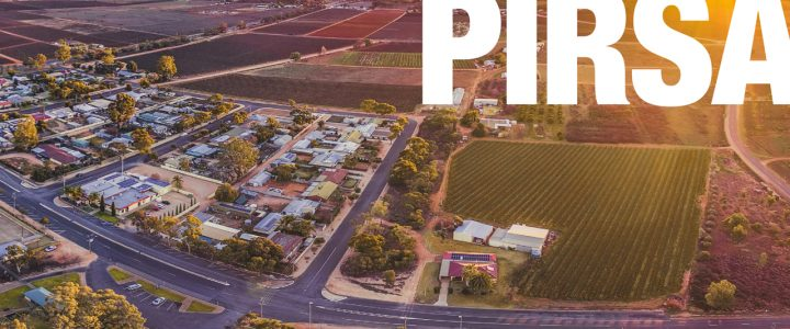 PIRSA Regional development strategy