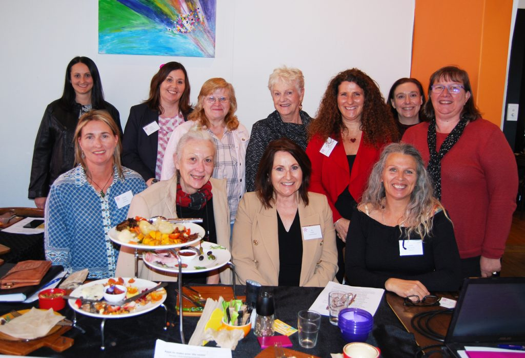 Women in business at McLaren Vale Blessed Cheese