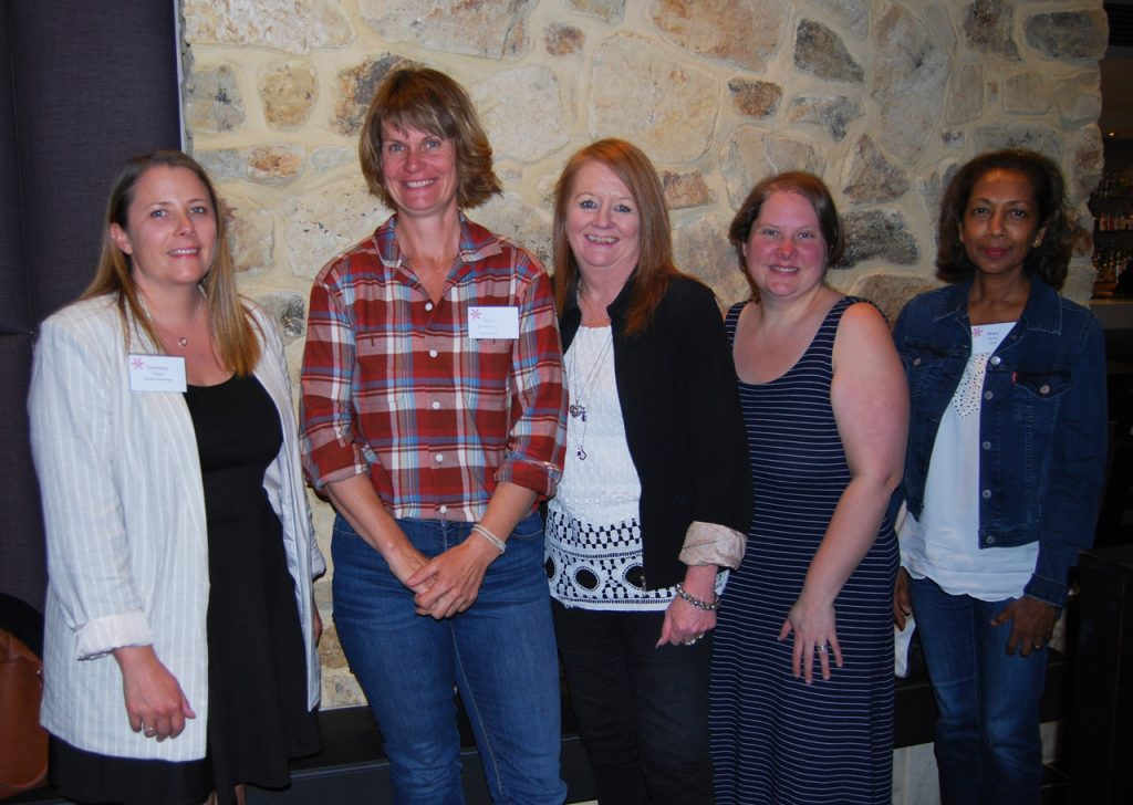 Innovative farming equipment, personalised training programs and new services to improve the health of women were among the plans discussed at the latest Women in Business Regional Network dinner at Mount Barker on Monday night.